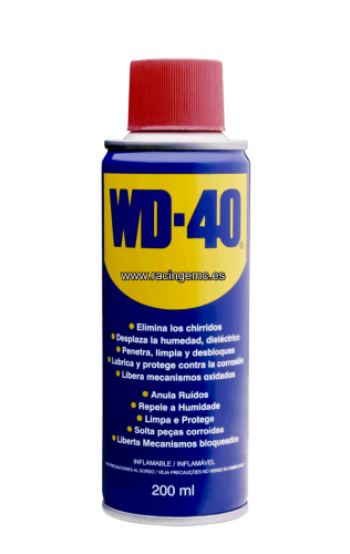 WD-40 Spray Aceite Multiusos