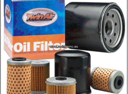 Filtro Aceite Twin Air Honda CRF250 10-13, CRF450 09-13.