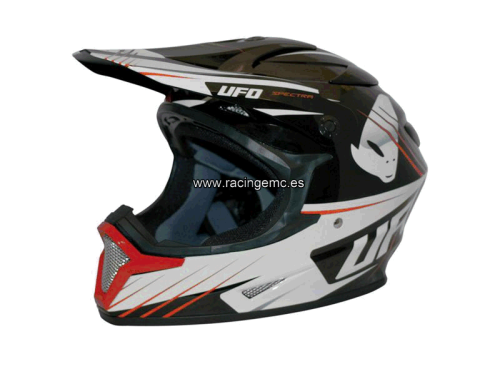 Casco Ufo Spectra Patriot