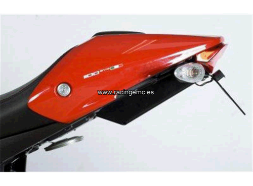 Soporte placa matricula Ducati Monster 1100 EVO 12-13