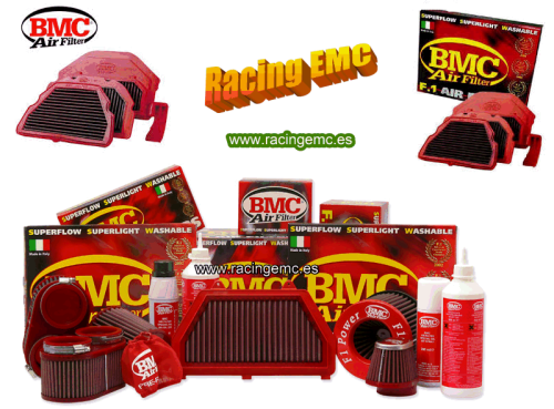 Filtro Aire BMC Artic Cat