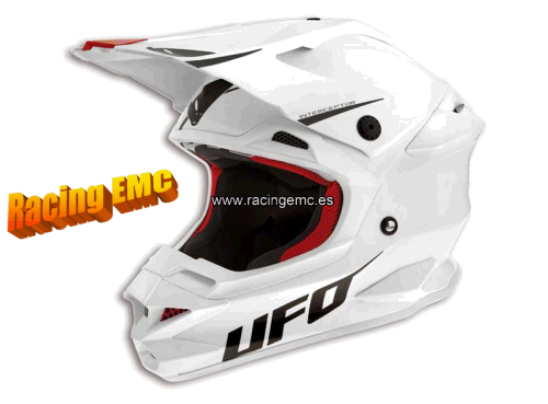 Casco Off-Road Ufo Interceptors Prime