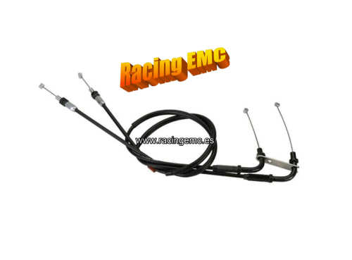Kit Cable Para Puño Gas XM2